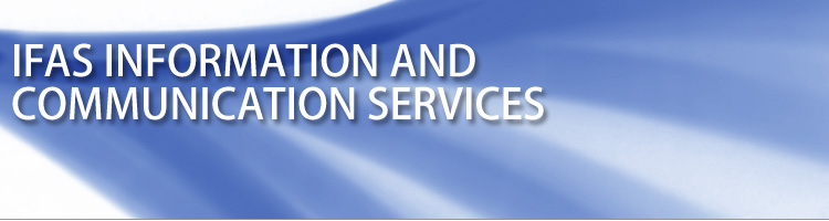 IFAS Information and Communication Services, University of Florida