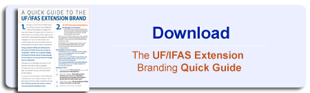 UF/IFAS Extension Branding Guide Download